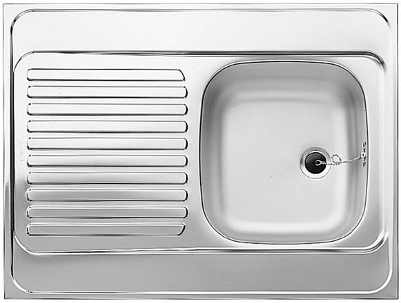 Evier Blanco Blanco-r-es 510500 510500