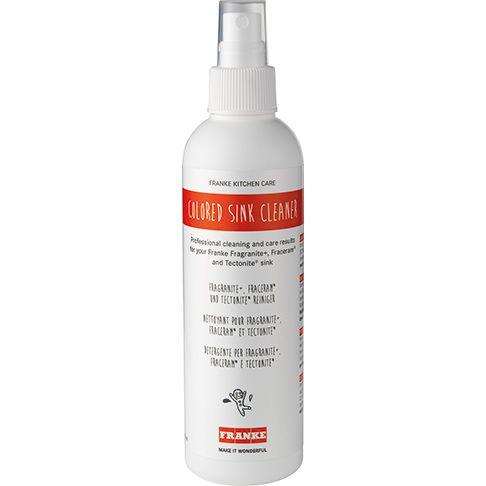 Produits d'entretien Spray entretien éviers couleur Spray Eviers