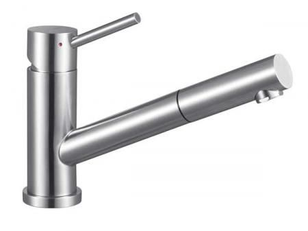 Mitigeur Home Inox Y-flow-mitigeur avec douchette Y-flow-mitigeur avec douchette