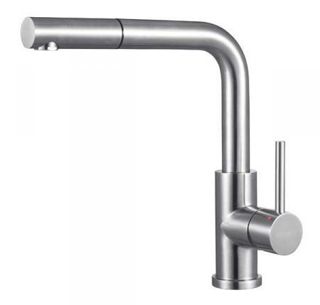 Mitigeur Home Inox HighL-Flow avec douchette HighL-Flow avec douchette