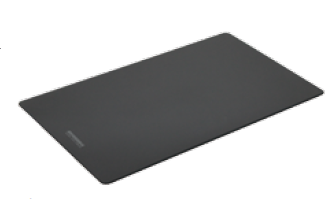 Planche en verre noire pour éviers Rodi Box Lux/Line 485x300 mm GLASS CHOPPING BOARD 034521 GLASSCHOPPINGBOARD