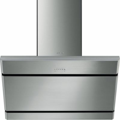 Hotte Smeg Hotte-décorative-murale-inox-750-mm-kl175xe KL175XE largeur 0x0 mm